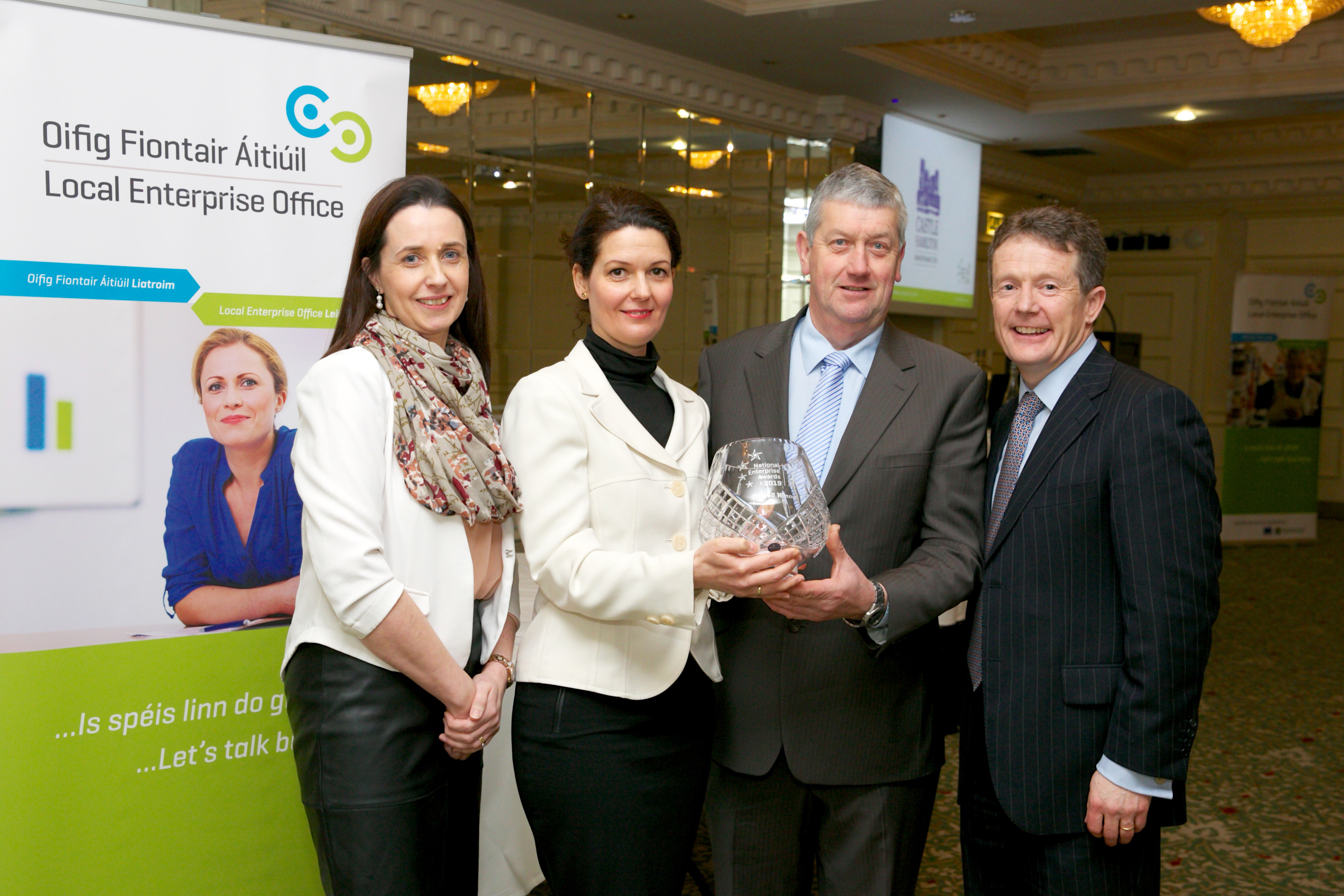 Art of Coffee, Winner National Enterprise Awards County Final Leitrim